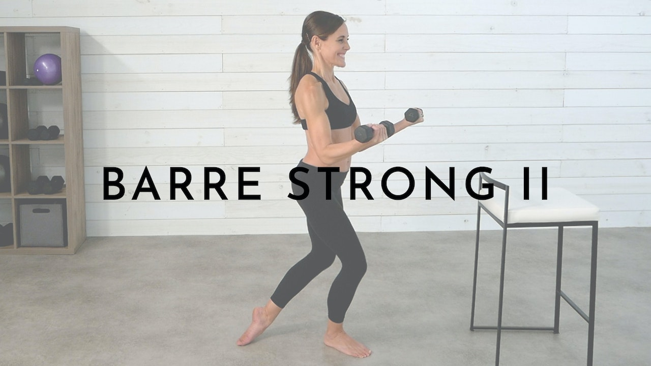 Barre Strong 2