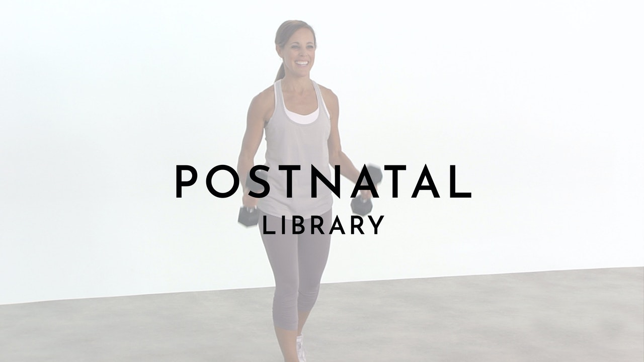 Postnatal Workout Library