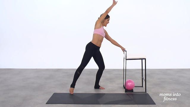 Pregnancy Barre Burn 1