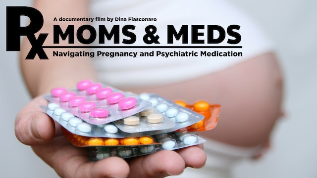 Moms & Meds: Navigating Pregnancy and Psychiatric Medication