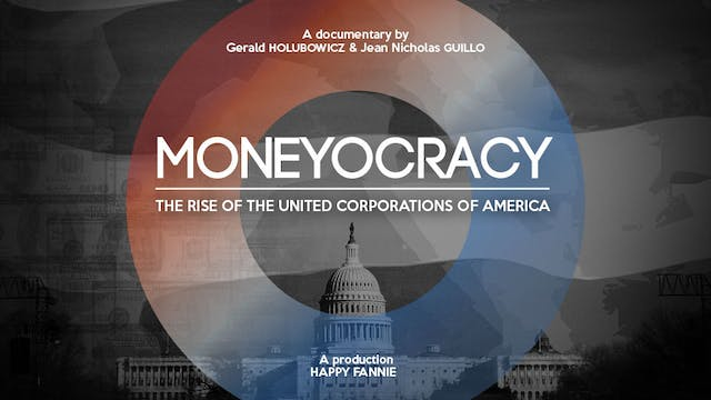 Moneyocracy, the rise of the United Corporations of America