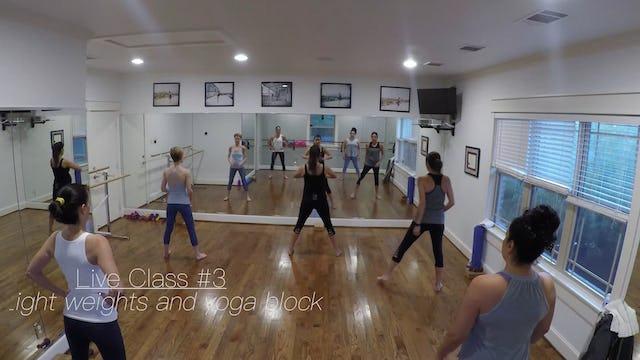 Live Class #3