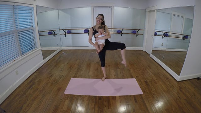 Elite Endurance Barre Mommy and Me