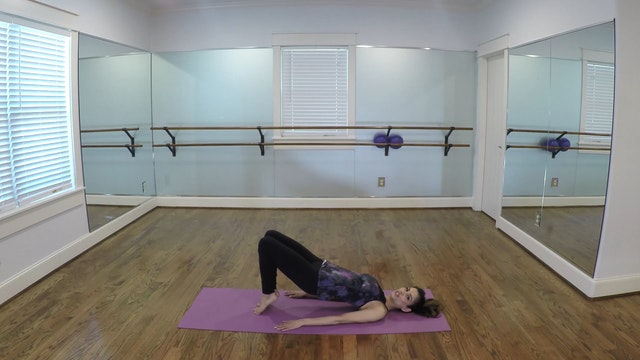 Elite Endurance Barre Lower Body Lung...