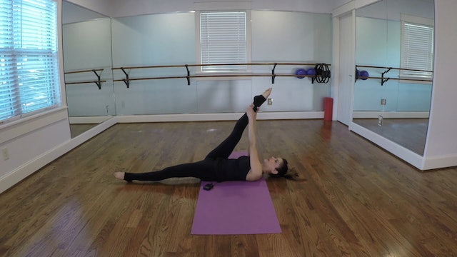 Elite Endurance Barre Stretch