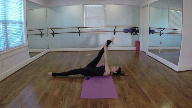 Elite Endurance Barre Stretch