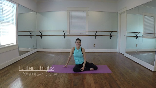 Lower Body Outer Thighs