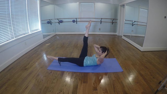 Elite Endurance Barre Core #1