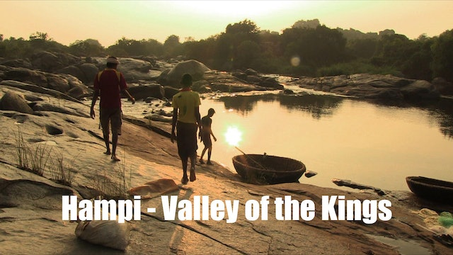 Hampi - Valley of the Kings