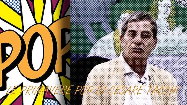 Le Primavere Pop di Cesare Tacchi