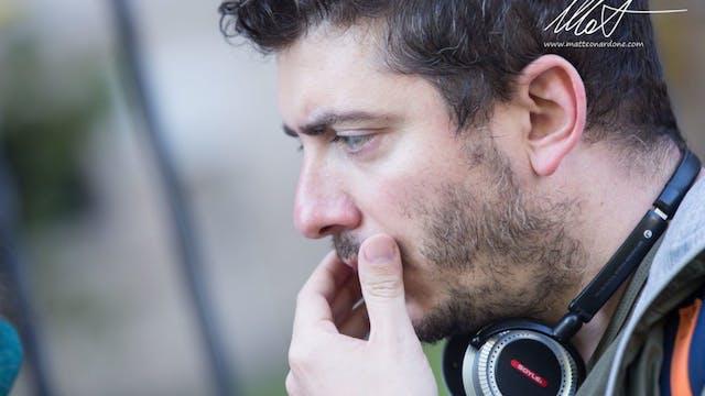 Intervista al regista Federico Mattioni