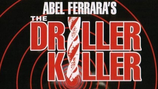 Il killer del trapano
