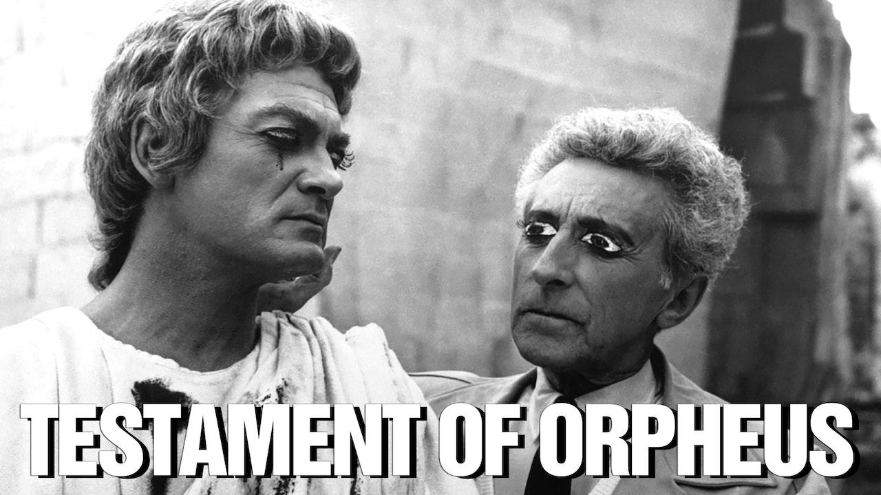 Il testamento di Orfeo