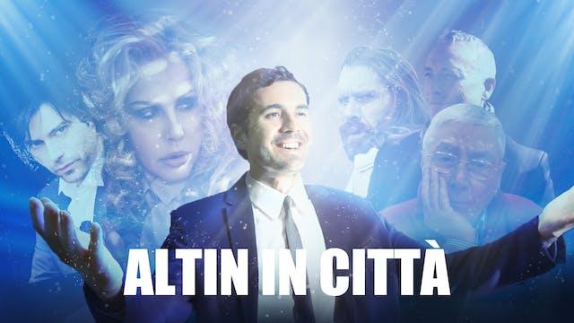 Extra - videoclip Altin in città