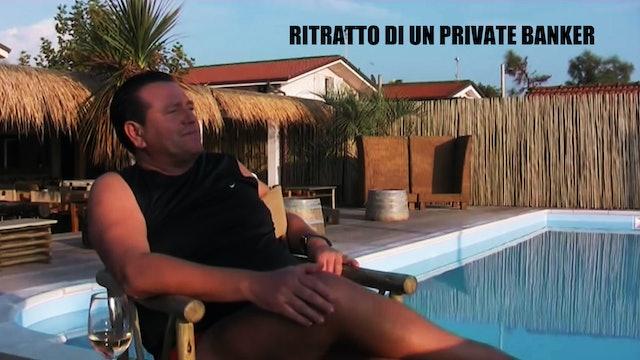 Ritratto di un private banker