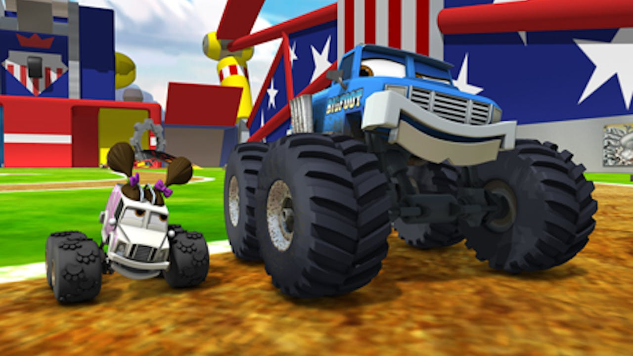 Monster Truck Adventures: The Series