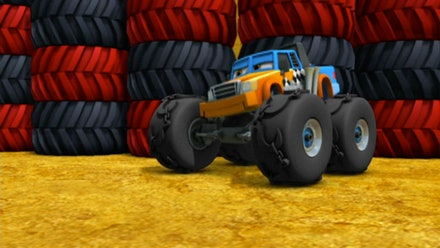 Monster Truck Adventures Video