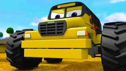 Monster Truck Adventures Video