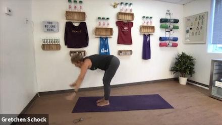 Bee Yoga Fusion Video Membership Video