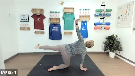 Bee Healthy with Bee Yoga Fusion Video