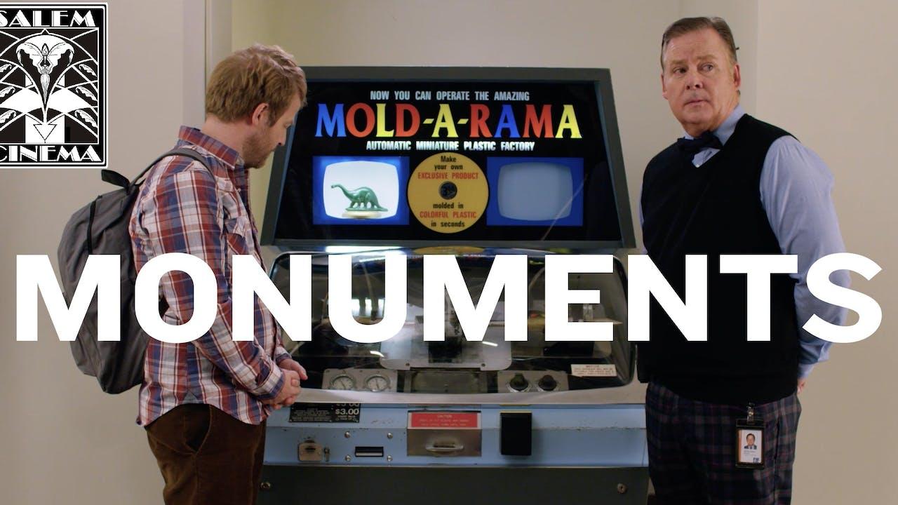 Monuments @ Salem Cinema