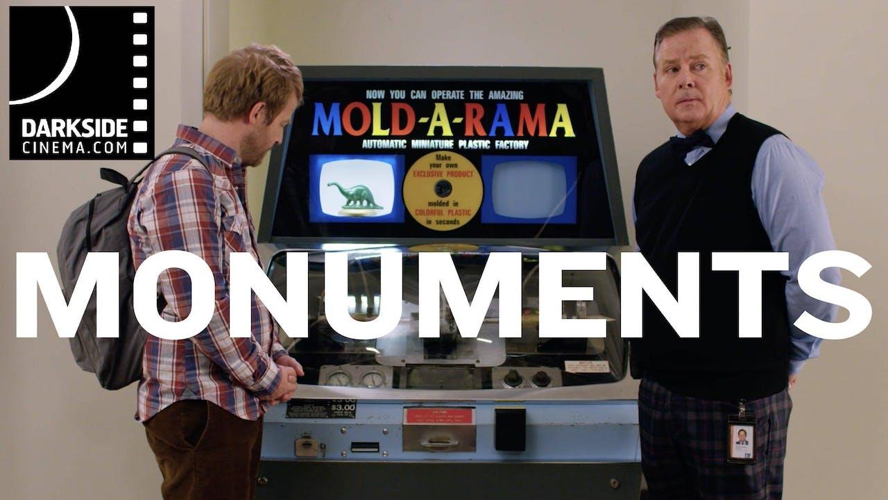 Monuments @ Darkside Cinema