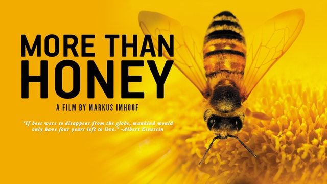More Than Honey (Theatrical edition, John Hurt narration, trailer)