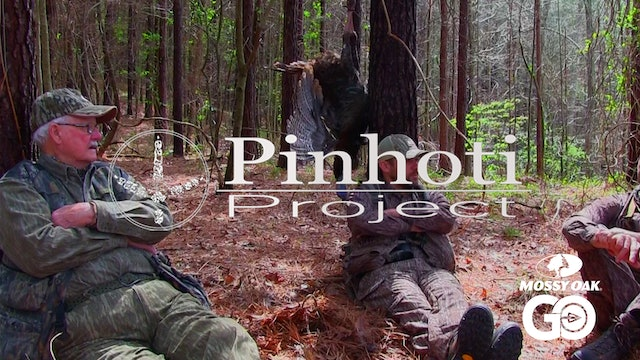 Calling The Flock •Early Season Turkey Hunting • Pinhoti Project Day 11