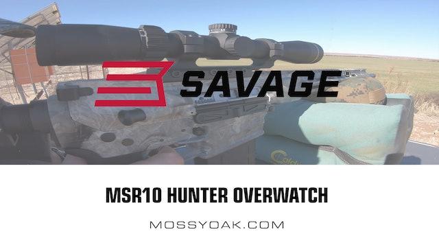 Savage Arms • MSR 10 Hunter