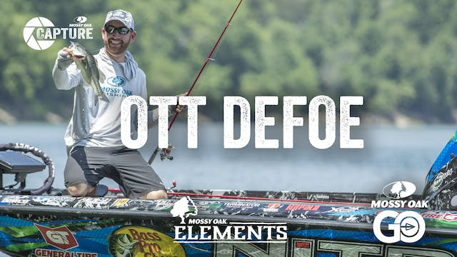 Ott DeFoe • Bass Fishing in East Tenn...