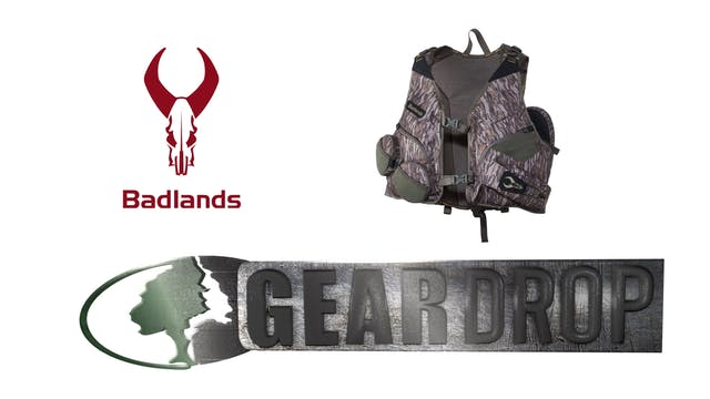 Badlands Mossy Oak Turkey Vest • Gear...