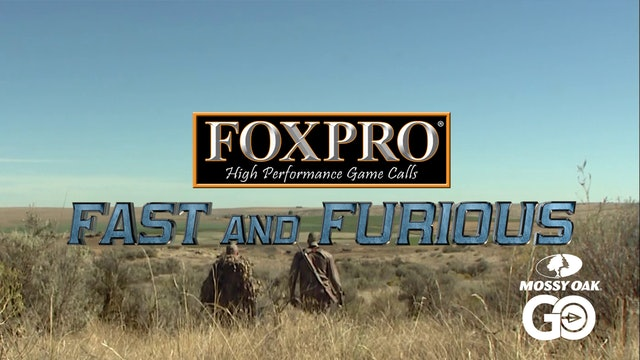 FOXPRO 1108 Washington • Fast and Furious
