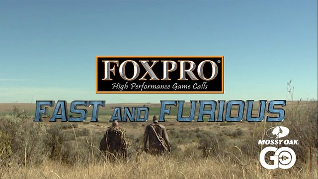 FOXPRO 1108 Washington • Fast and Fur...