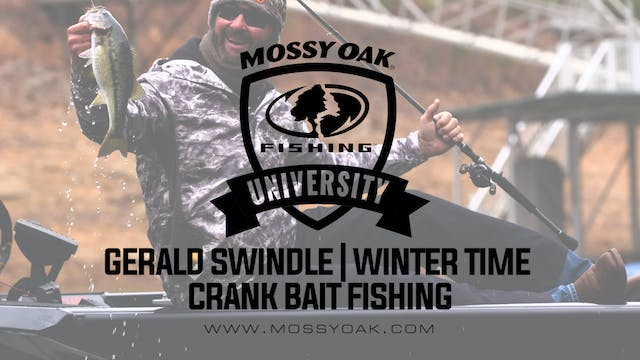 Winter Time Crank Bait Fishing