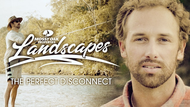 The Perfect Disconnect • Mossy Oak Properties Landscapes