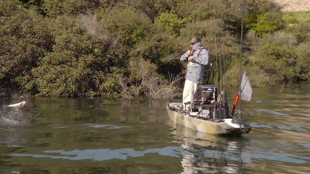 San Vicente Reservoir PT 1 • Hobie Ou...