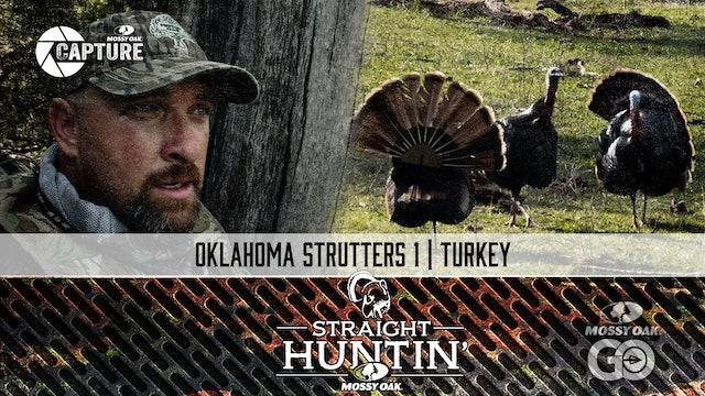 Oklahoma Strutters 1 • Rio Grande Hunting • Straight Huntin'