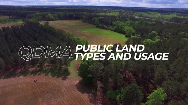 Public Land Types and Usage