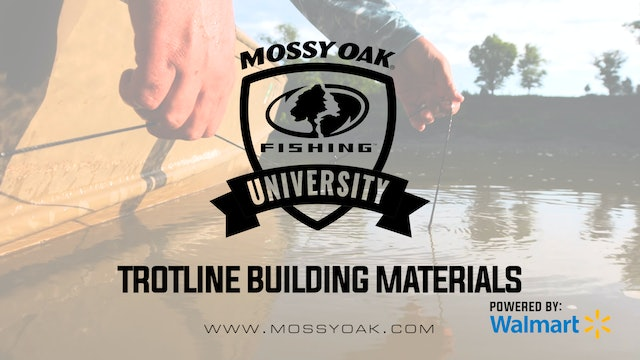 What You Need To Build A Trotline • Mossy Oak University