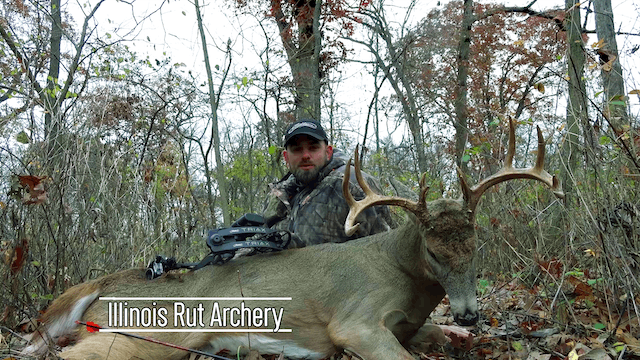 Illinois Rut Archery Whitetail ACTION • MTN.Top Outdoors
