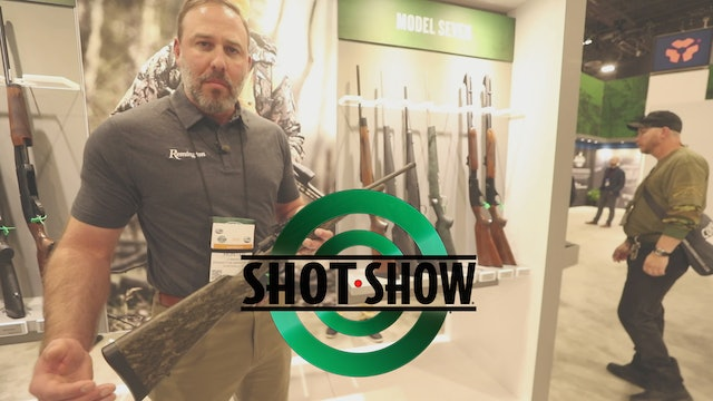 Remington Model 7 • SHOT Show 2020