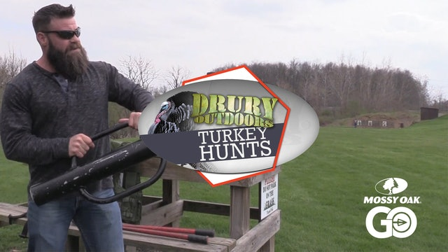 Task Force Turkey - Secret Agent Takes Trophy Turkey  • DOD TV