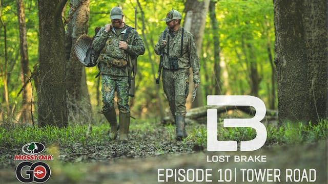 Lost Brake • Tower Road • Episode 10
