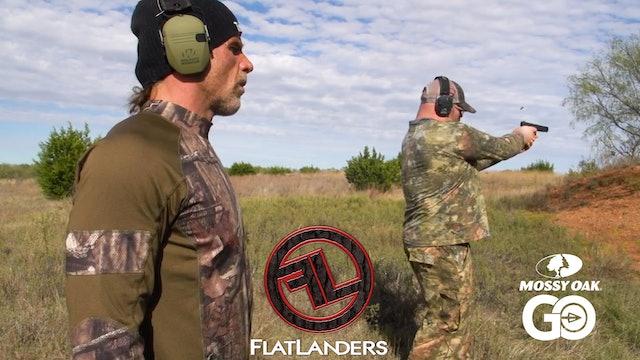 Shawn Michael's Pistol Challenge • Flatlanders