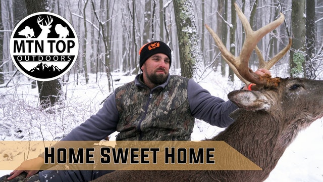 Home Sweet Home • MTN.Top Outdoors