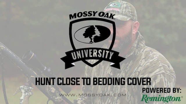 Hunt Close To Bedding Cover • Mossy Oak University