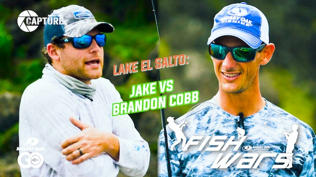 Fish Wars • Jake vs Brandon Cobb