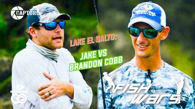 Fish Wars • Jake vs Brandon Cobb
