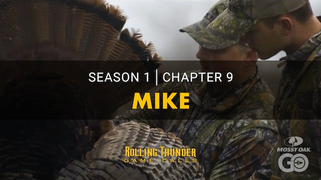 Mike • Rolling Thunder Ch.9