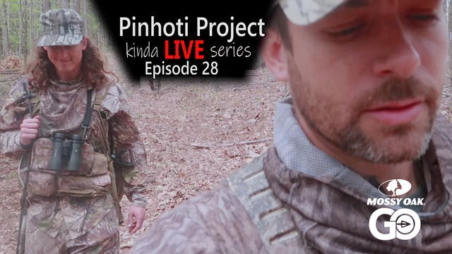 Kinda Live • Episode 28 • Pinhoti Pro...